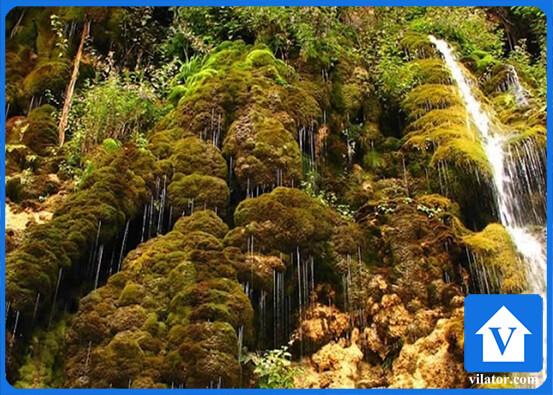 آبشار حرام او نور ویلاطور