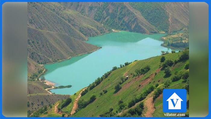 دریاچه ولشت چالوس ویلاطور