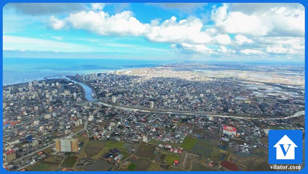 شهر بابلسر ویلاطور