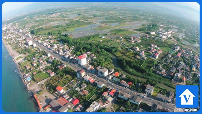 شهر تنکابن ویلاطور