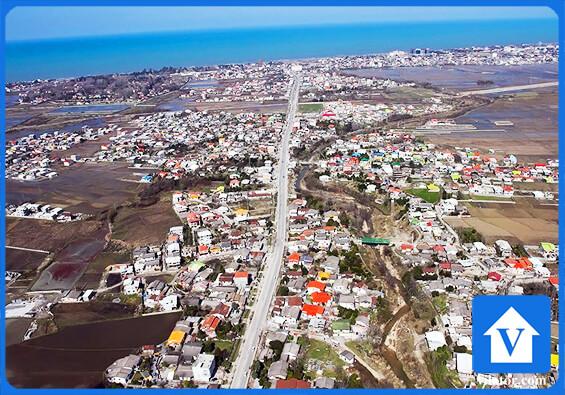 شهر چالوس ویلاطور