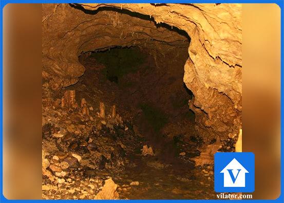 غار دانیال تنکابن ویلاطور