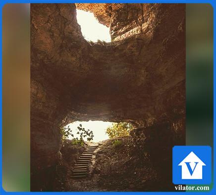 غار هو تو بهشهر ویلاطور