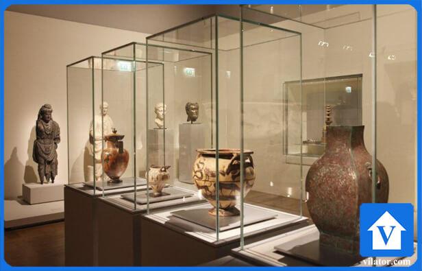 موزه بهشهر ویلاطور
