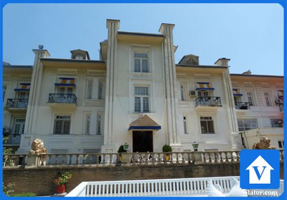 هتل بنیاد پهلوی چالوس ویلاطور