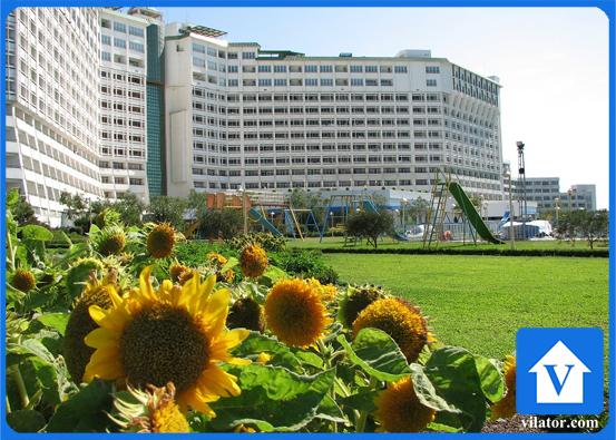 هتل شرکت نفت محمودآباد ویلاطور ر