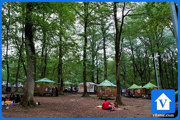 پارک جنگلی رویان ویلاطور ر