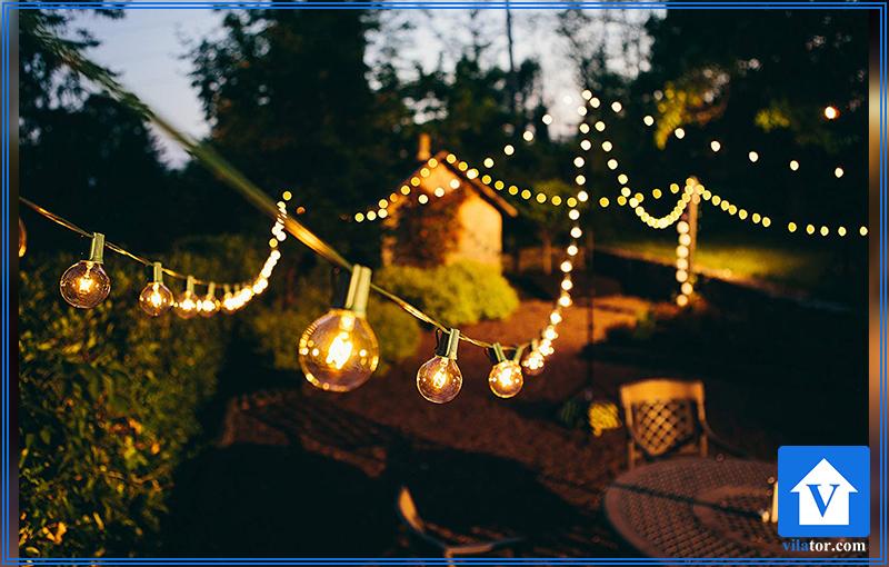 چراغهای مهمانی ویلاطور