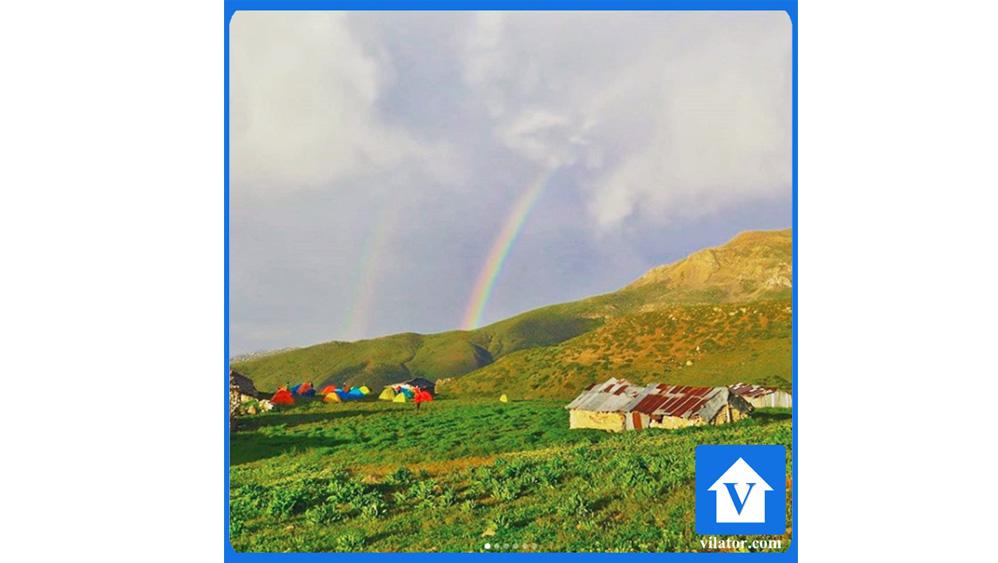 کوه الیمستان آمل ویلاطور3