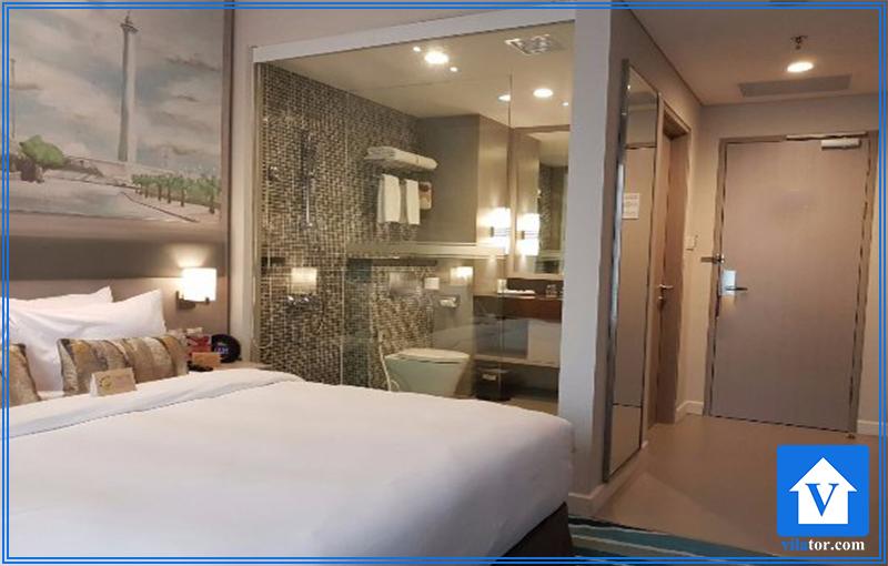 اتاق خواب مستر چه شکلیه ویلاطور