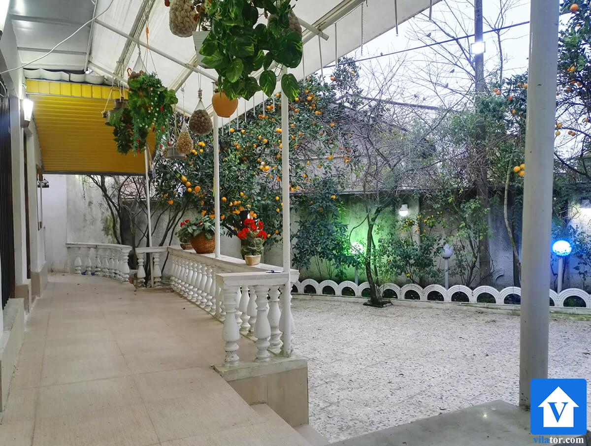 ویلا باغ فروشی آمل ۱۸۱