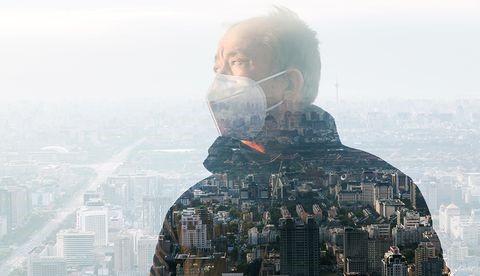 آلودگی هوا خرید ویلا شمال