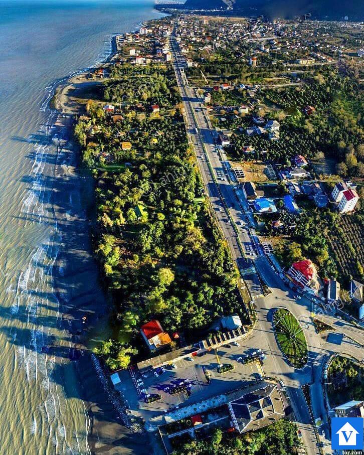 خرید ویلا ساحلی رامسر 1