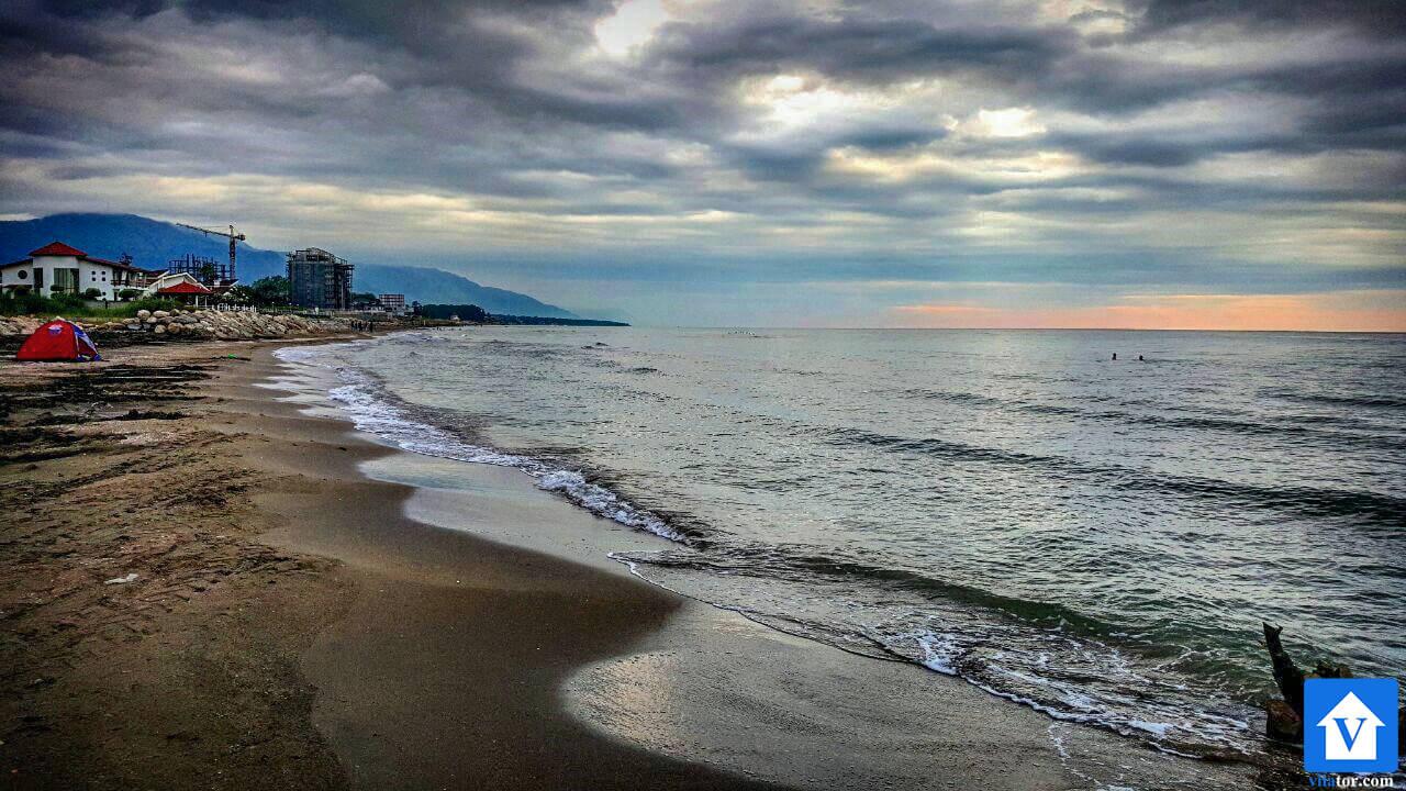 خرید ویلا ساحلی رویان 1