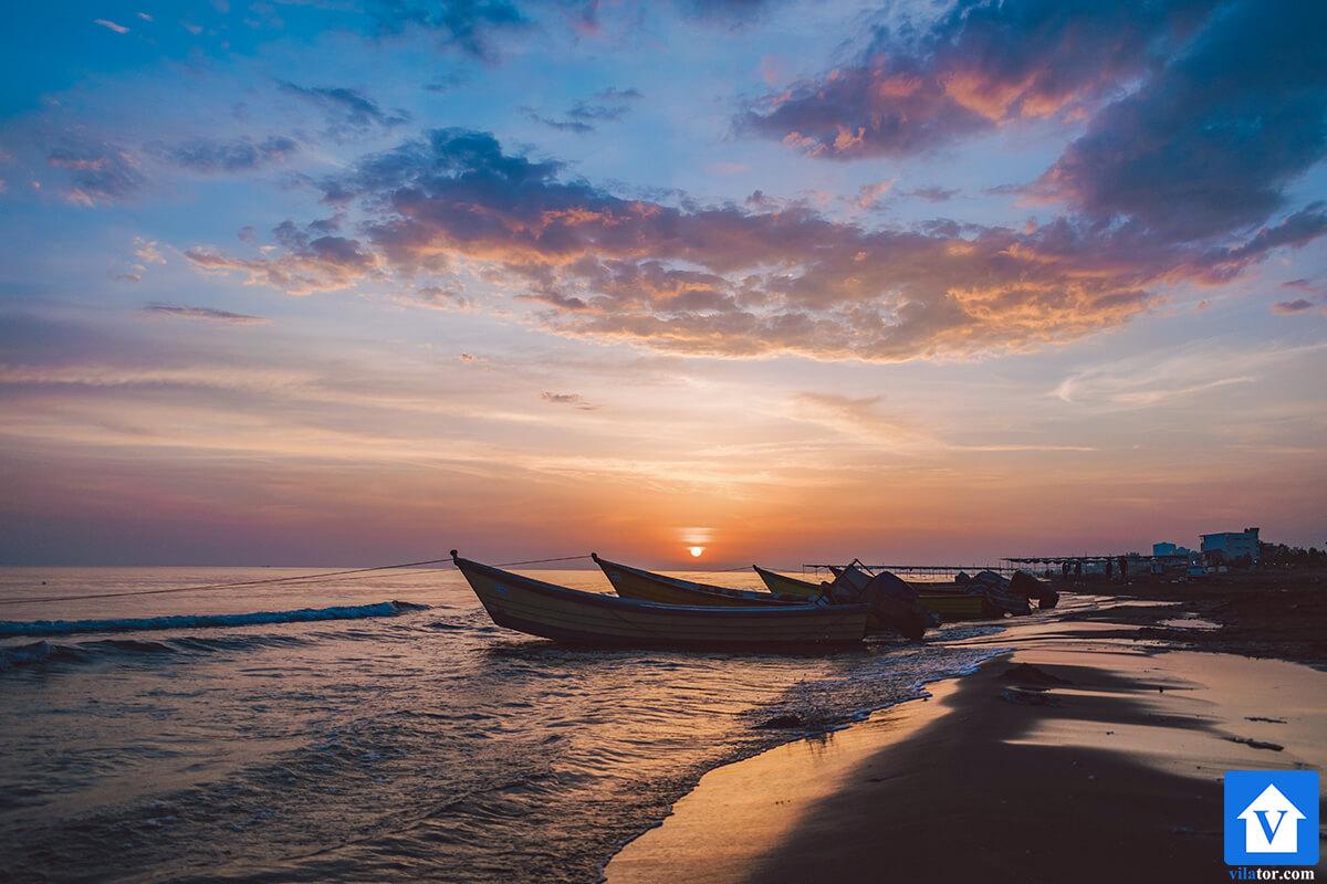 خرید ویلا ساحلی فریدونکنار