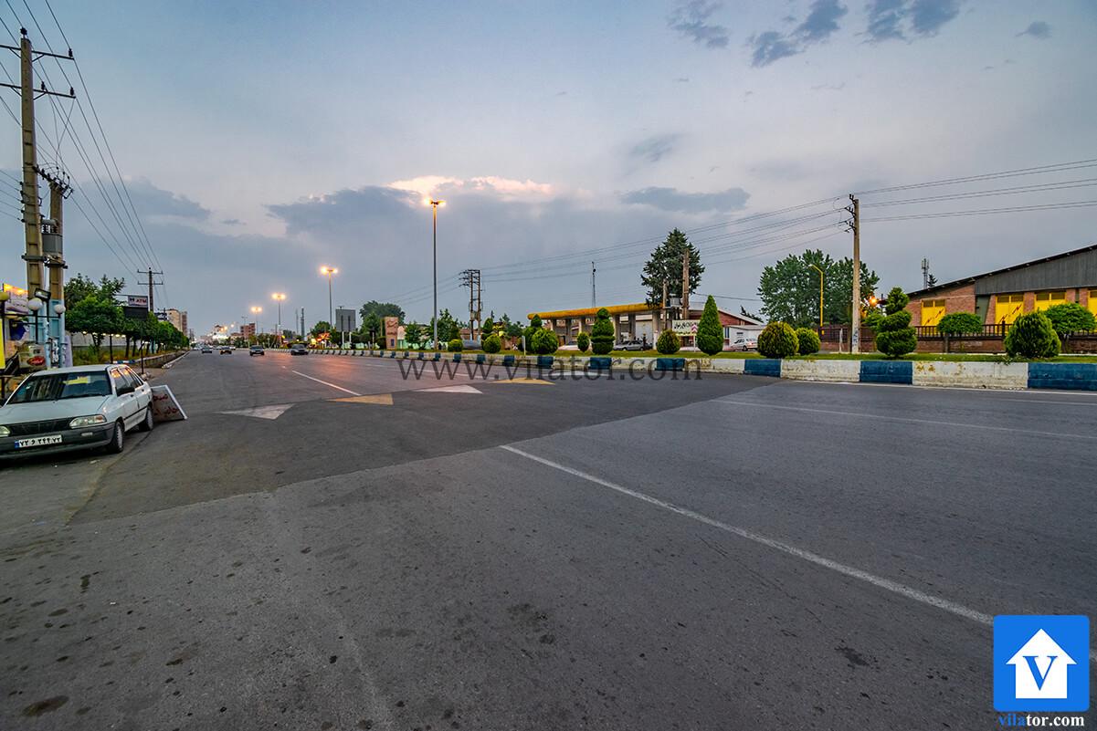 امکانات شهر محمودآباد برای ساخت ویلا و سرمایه گذاری