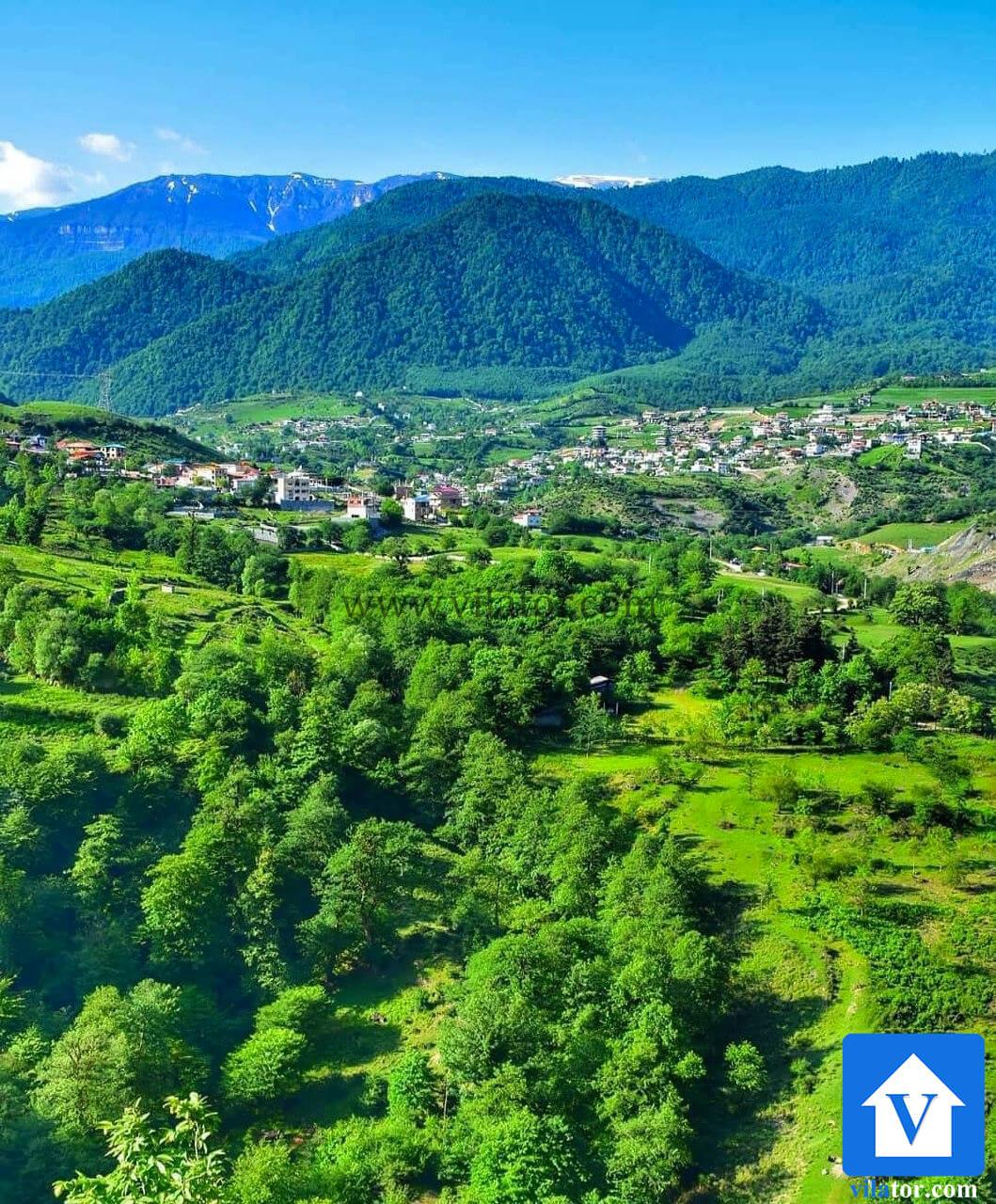 شهر چمستان لاویج 1