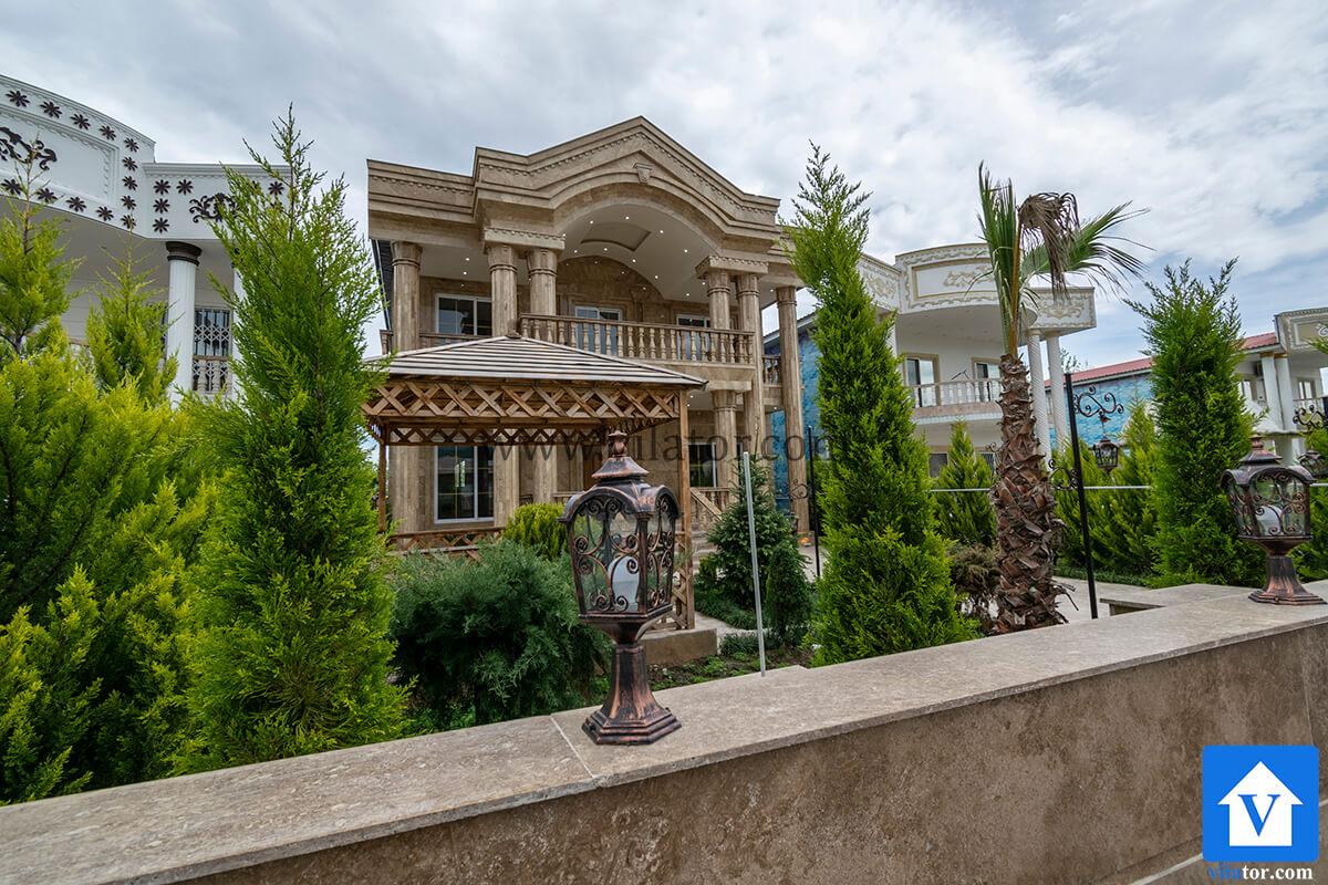 فروش ویلا شهرکی در چمستان ۳۹۰