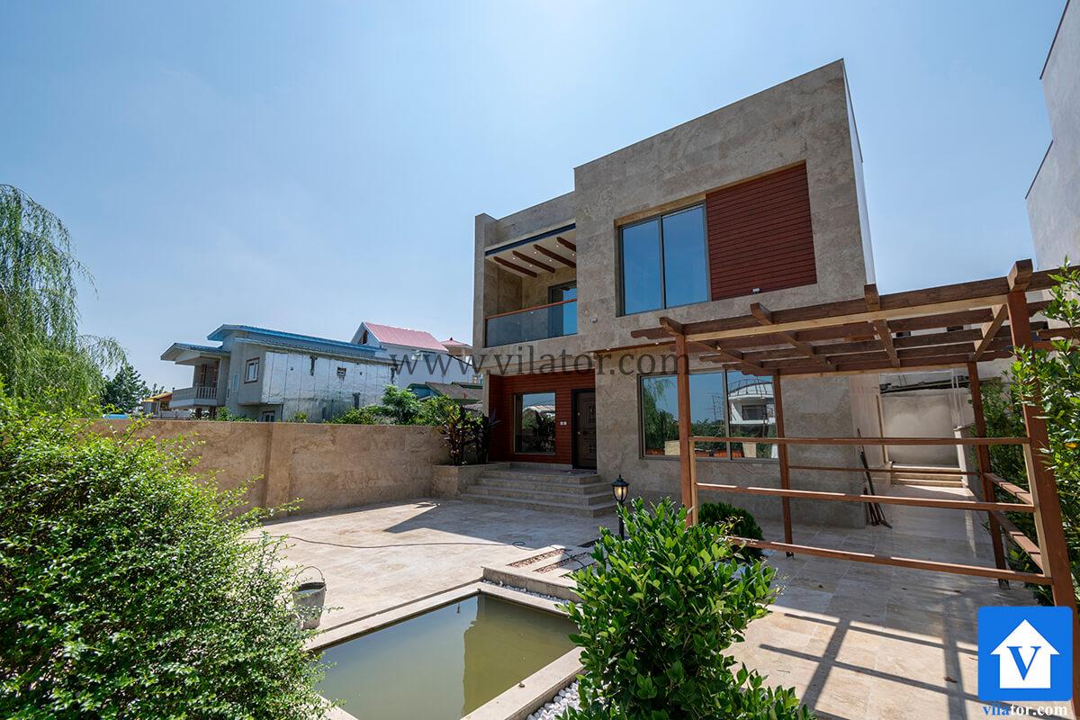 خرید ویلا مدرن در محمودآباد ۴۰۴