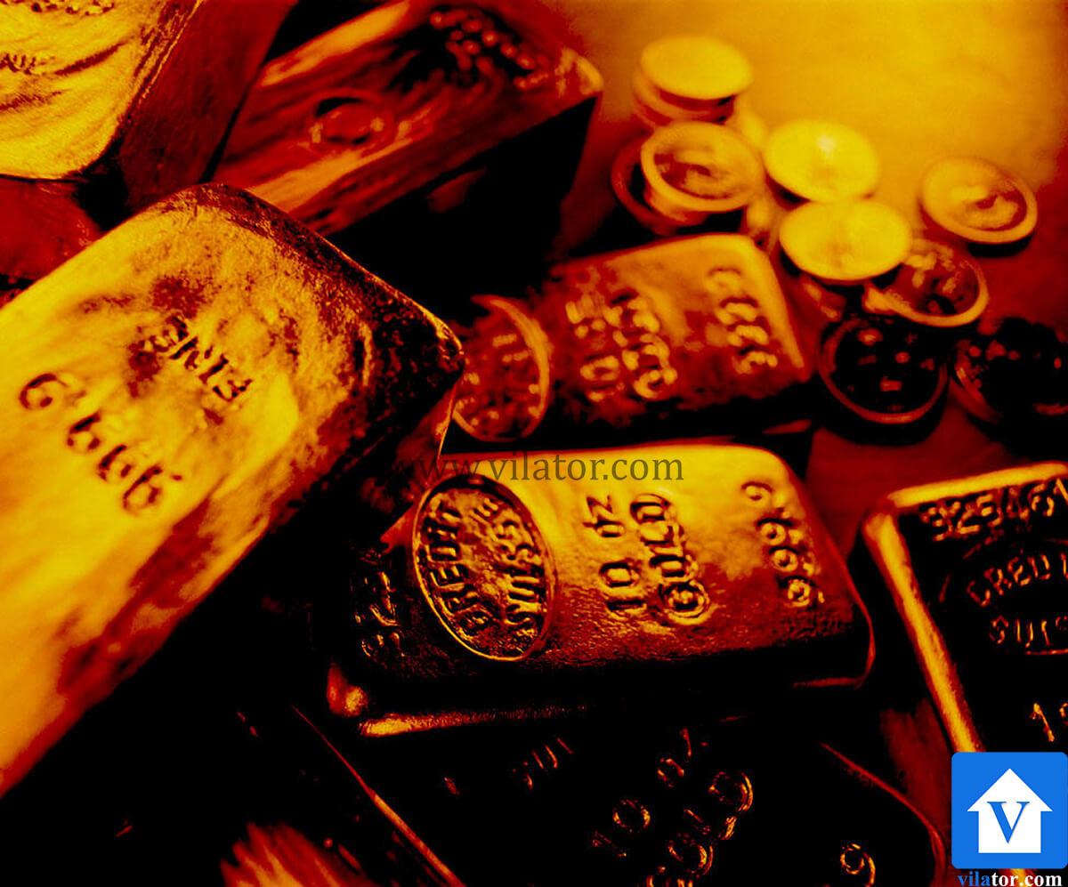 نوسانگیری با طلا