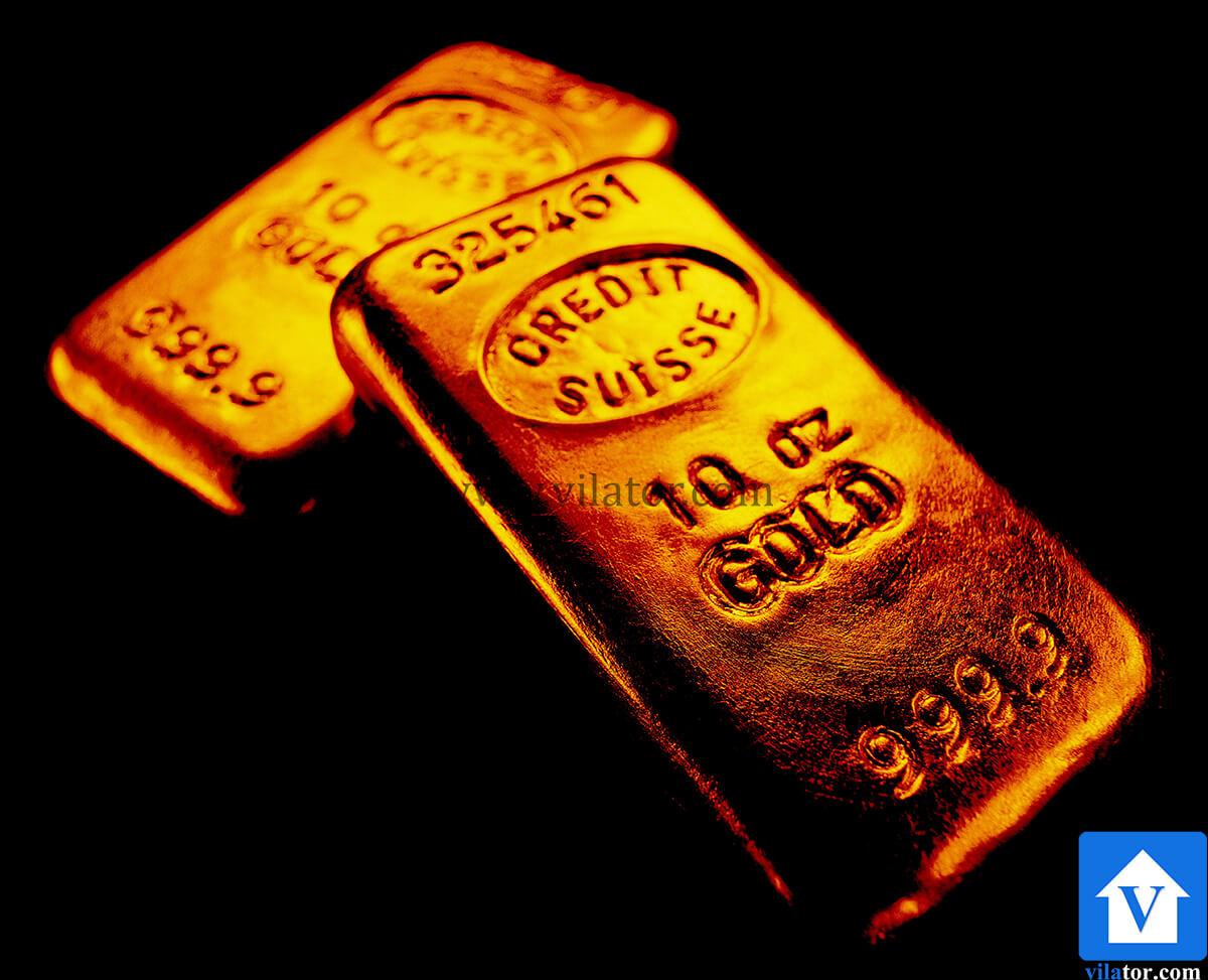 نوسان گیری طلا