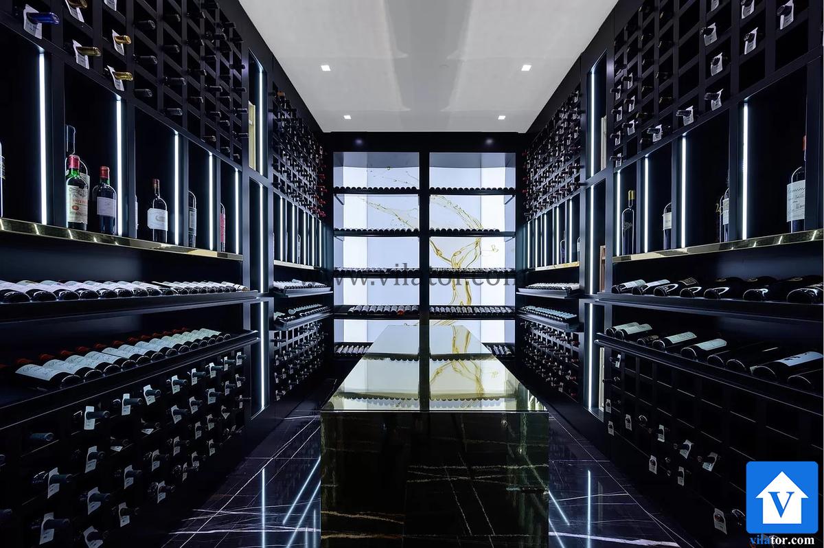 خرید ویلای 35 میلیون دلاری در هالیود با استخر دو طبقه شیشه ای
