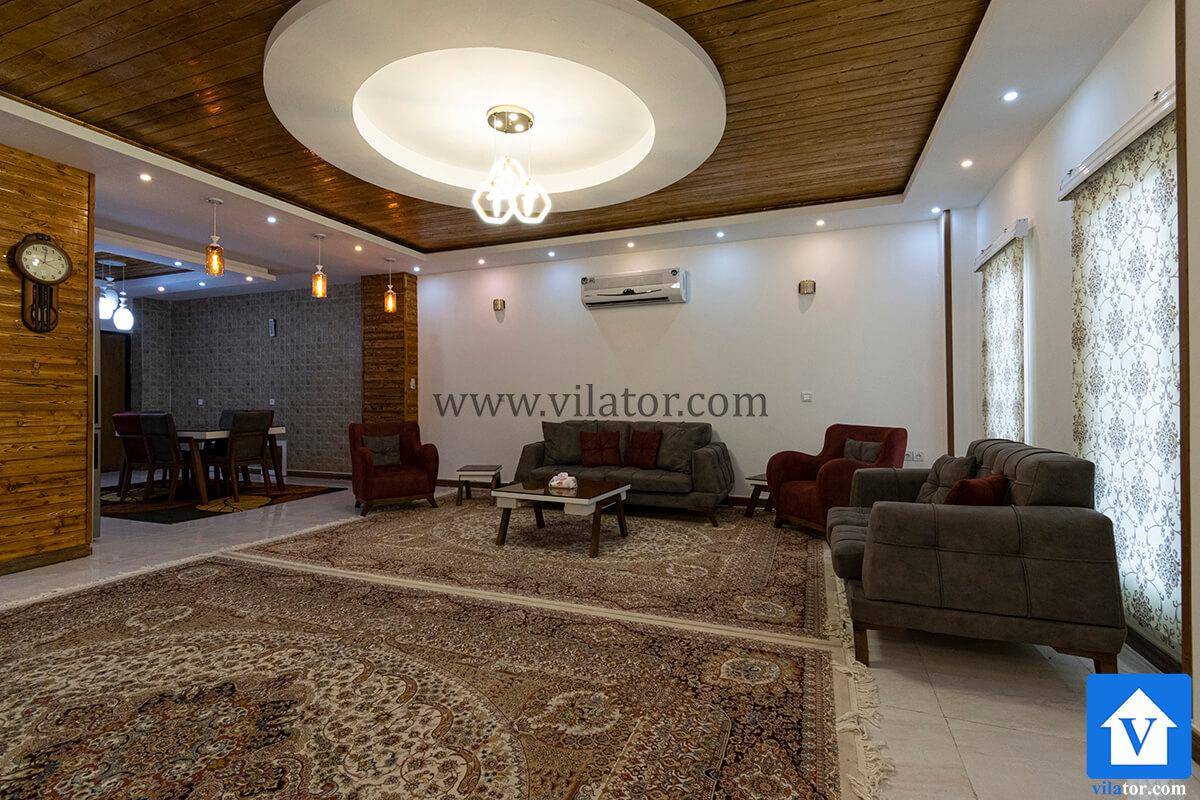 خرید ویلا در محمودآباد ۴۱۲