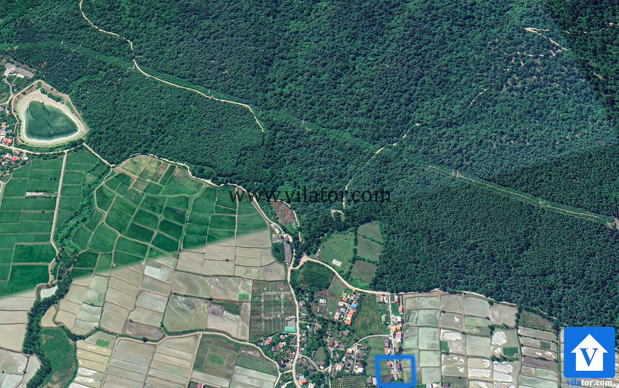 فروش ویلا استخردار در چمستان ۴۱۵