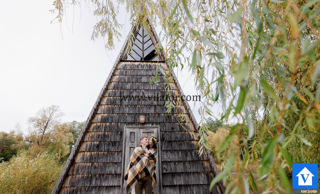 بازسازی ویلای قدیمی در شمال توسط زوج تازه ازدواج کرده