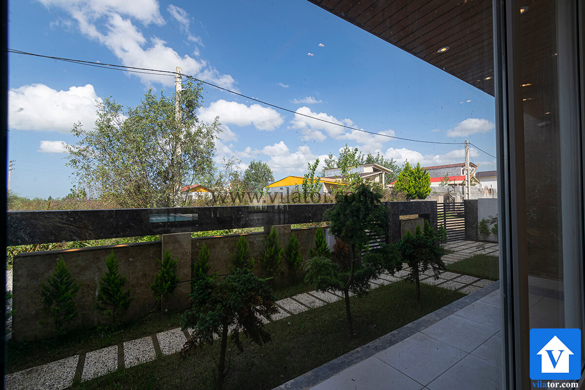 خرید ویلا مدرن در محمودآباد ۴۱۹