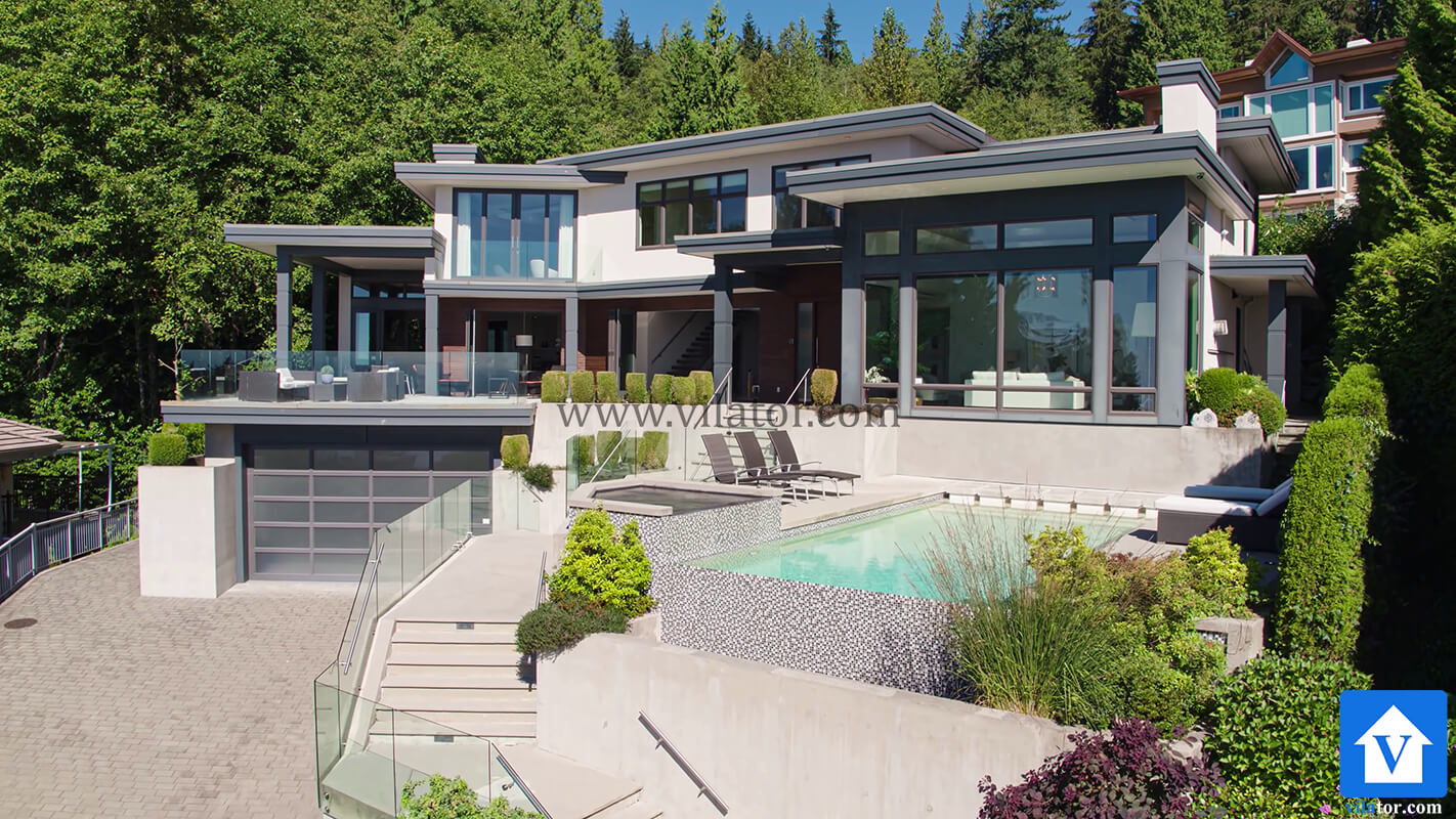 خرید ویلای مدرن 8 میلیون دلاری در غرب ونکورد کانادا (6)