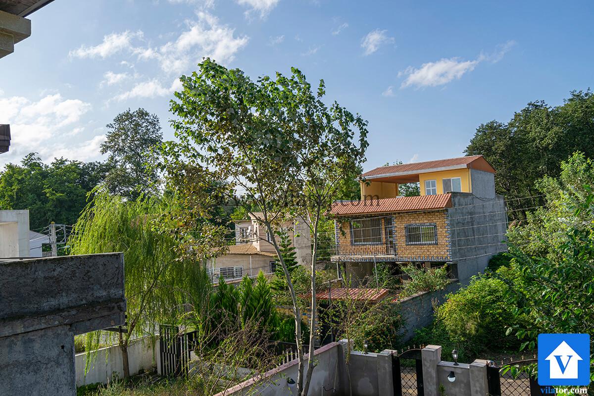 خرید ویلا جنگلی در محمودآباد ۴۲۱