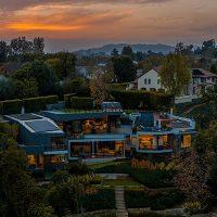 خرید ویلای ۱۶ میلیون دلاری مدرن در لس آنجلس (۰)