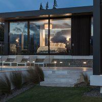 طراحی ویلای مدرن در نیوزلند واناکا دریاچه بیکون پوینت (۰)