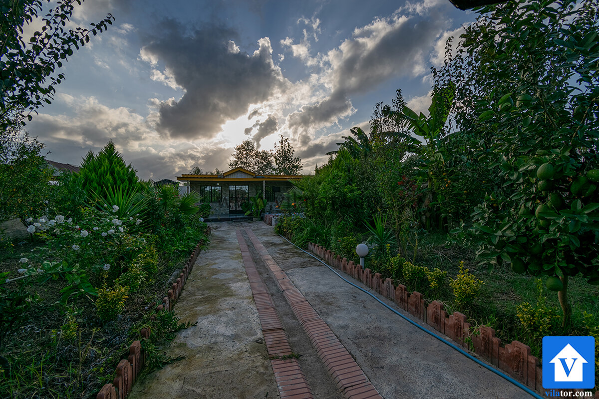 خرید ویلا باغ در آمل ۴۳۰